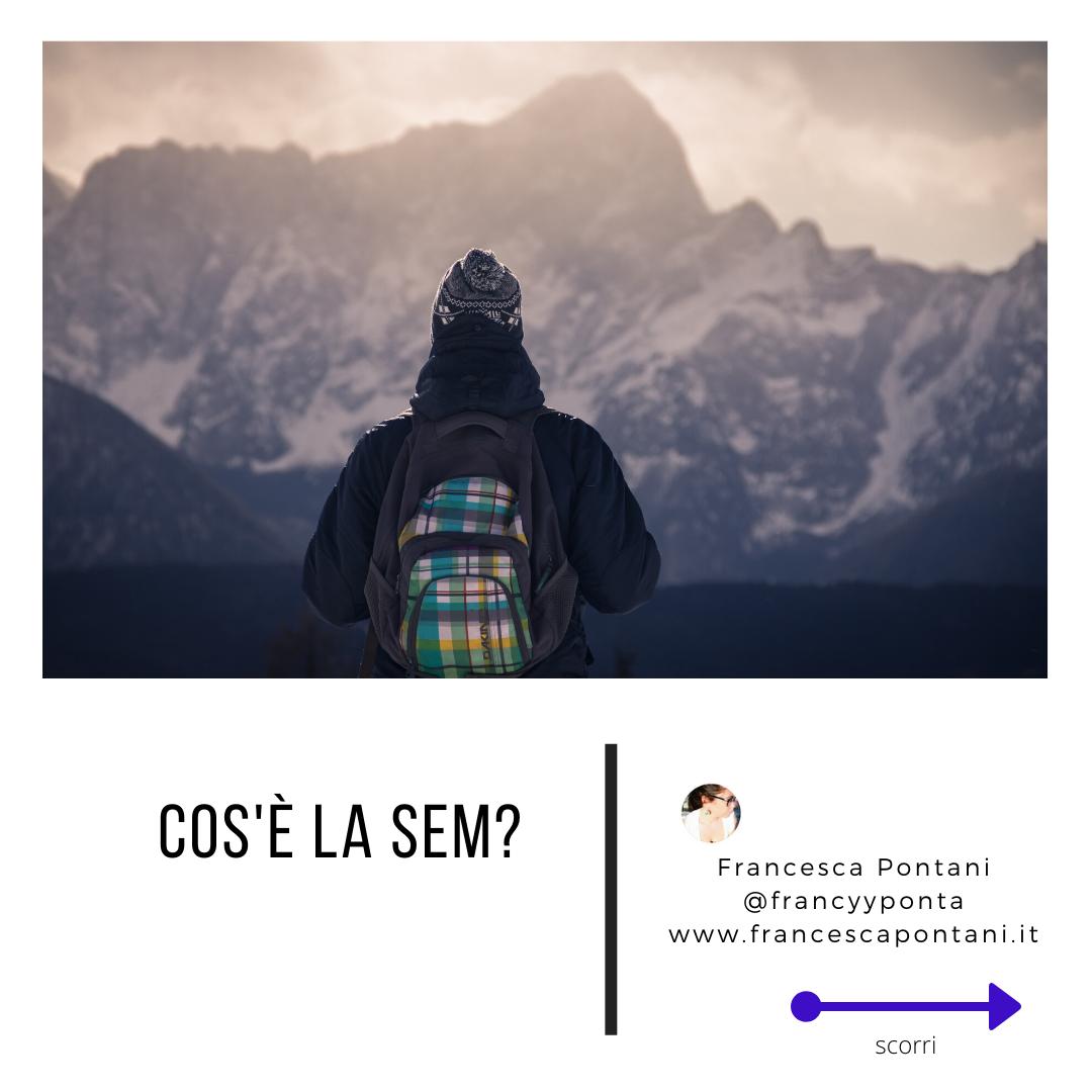SEM ti cosa cosa vuol dire-Francesca Pontani Comunicazione-Viterbo