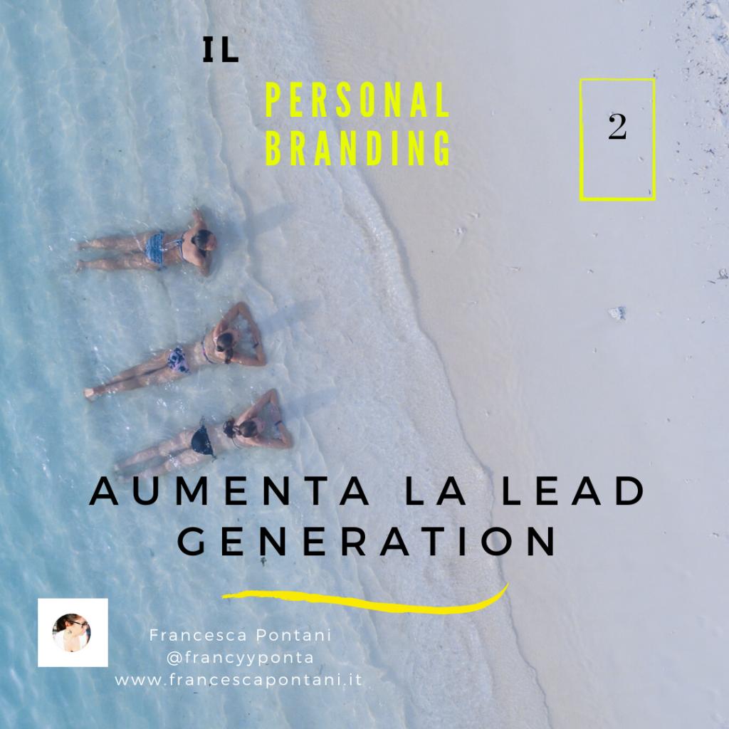 incrementare la lead generation-Francesca Pontani Comunicazione-Viterbo