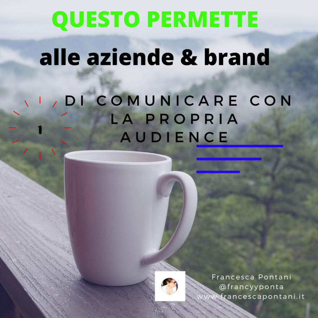 per comunicare con la propria audience-Francesca Pontani Comunicazione-Viterbo