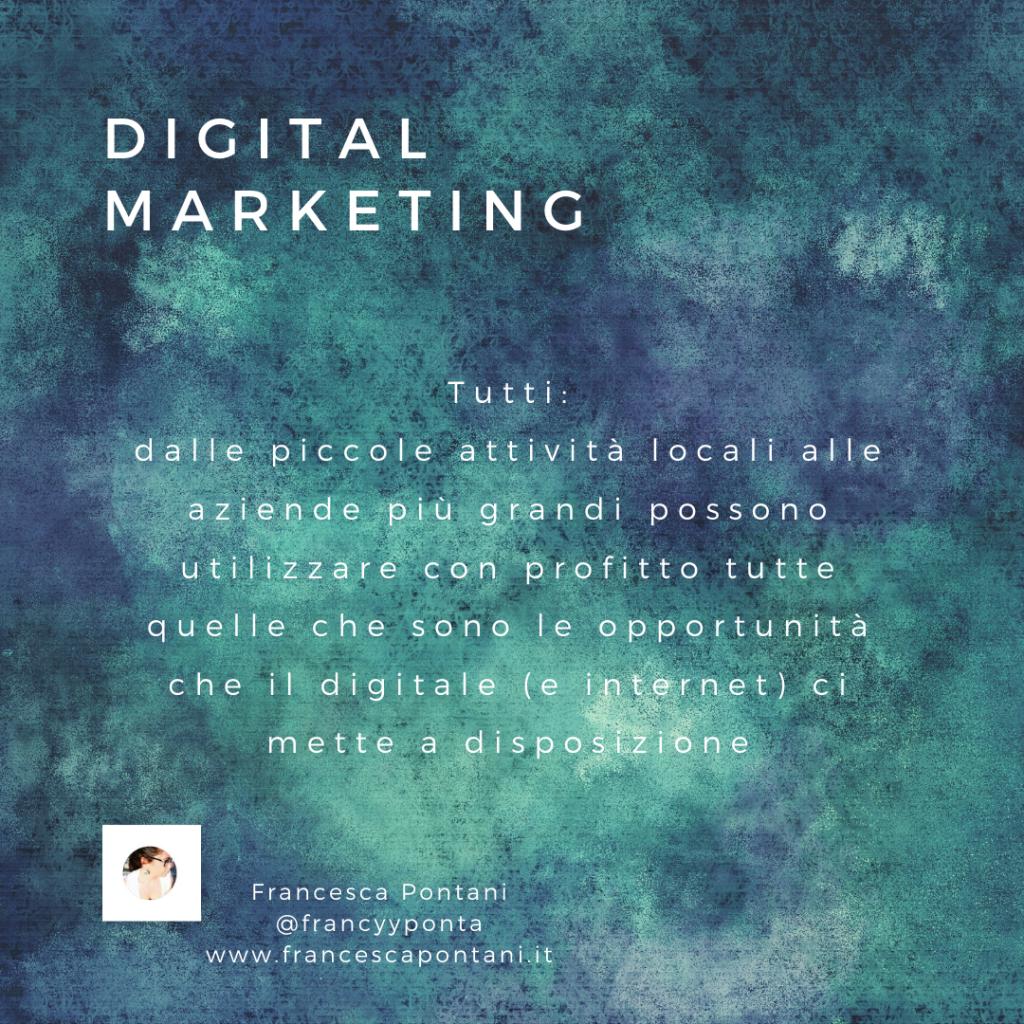 digital marketing è un'opportunità di crescita per le aziende-Francesca Pontani Comunicazione- Viterbo